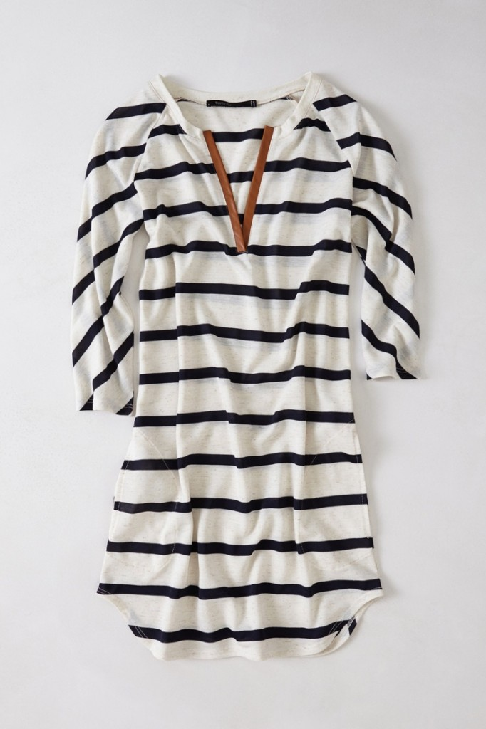 Stripes by Anthropologie via Bridgette Marsh.