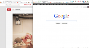 Open Google.