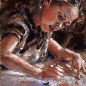 The Little Artist by Alisa Wilcher