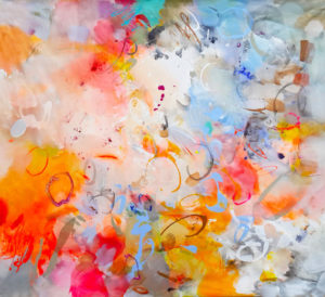 Abstract Painting by Gabi Ger