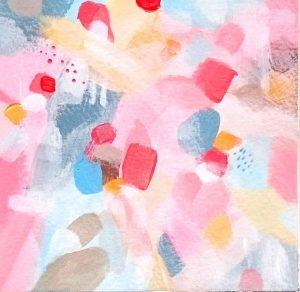 Jelly Bean Kaleidoscope by Joanna McCammond