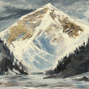 Gold Mountain by Jason J Villeneuve