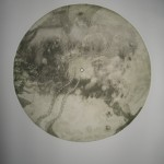 Through the Forest by Laura C George. Intaglio etching monoprint.