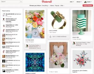 Laura's Pinterest Stream