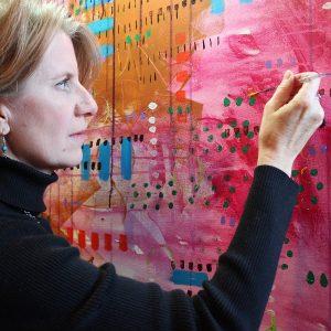 Artist Veronica Funk