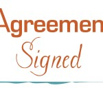 Agreement Signed