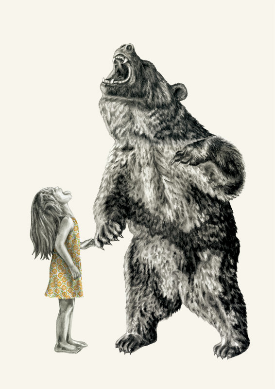 Bear with Me by Lauren Mortimer.