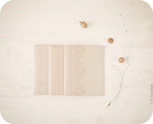 Lace Kraft Journals by Buntmal.