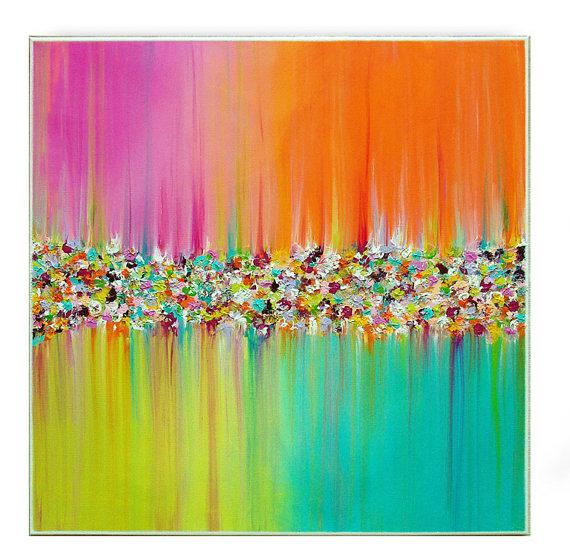 Flowers Rain by Mila Schoneberg.
