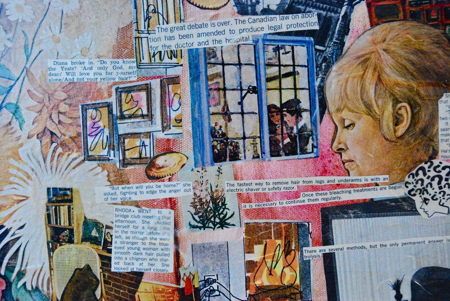 Vision Board 6 by Robyn Riley.