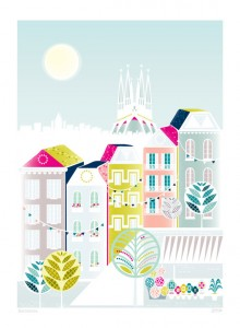 Barcelona by Laura Amiss.