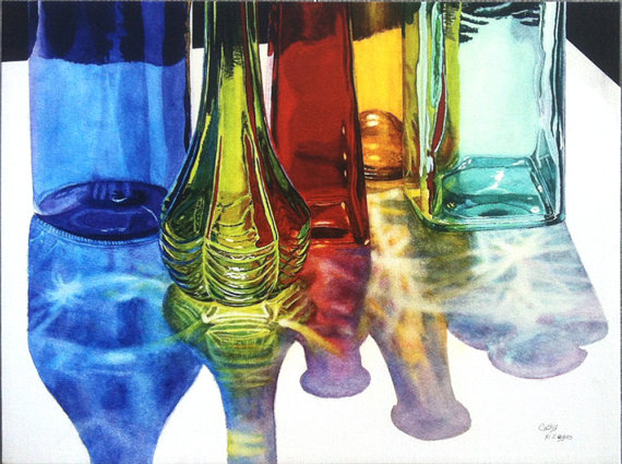 Iridescence by Cathy Hillegas