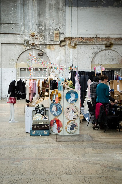 Finders Keepers market in Sydney