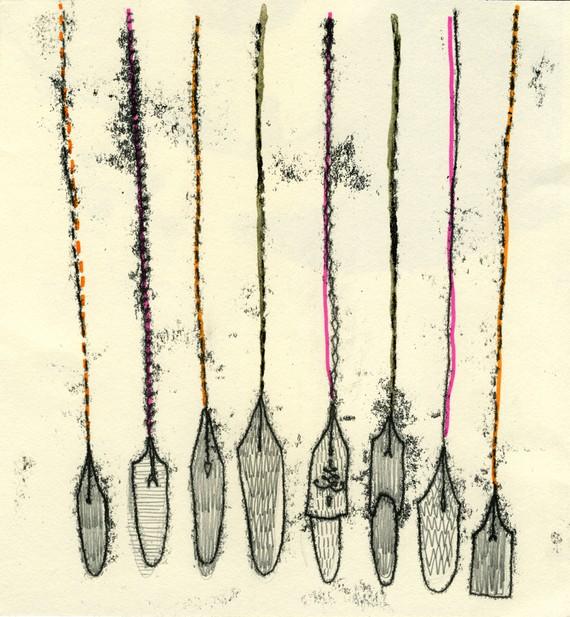 Fine Penmanship by Alice Gabb