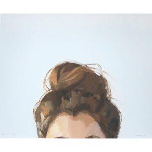 Top Knot 45 by Elizabeth Mayville