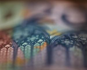 Twenty Euro Bill by The Emulsion Projekt. Photograph.