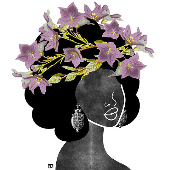 Wildflower Crown by Tabitha Brown