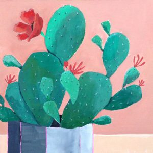 Cactus by Britt Hermann