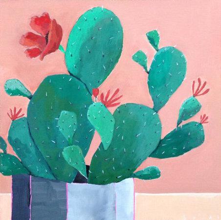 Cactus by Britt Hermann