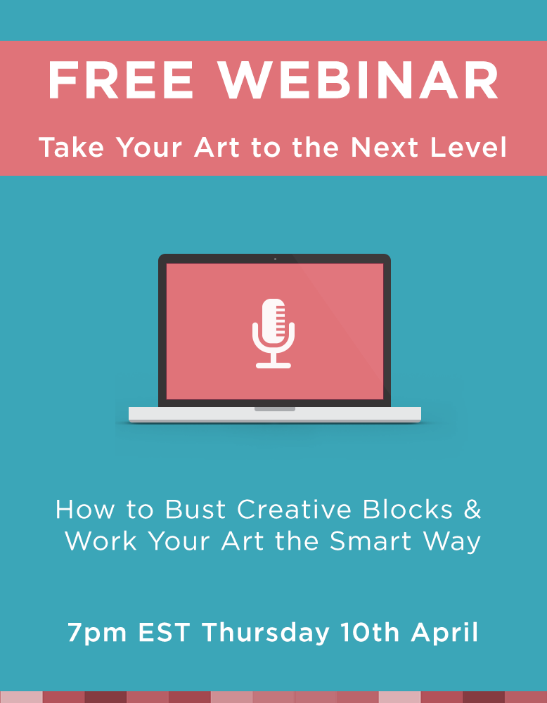 Taking Your Art to the Next Level Webinar